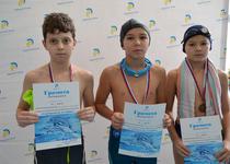 Соревнование по плаванию «Серебряный дельфин 2016»